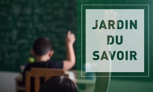 JARDIN DU SVOIR